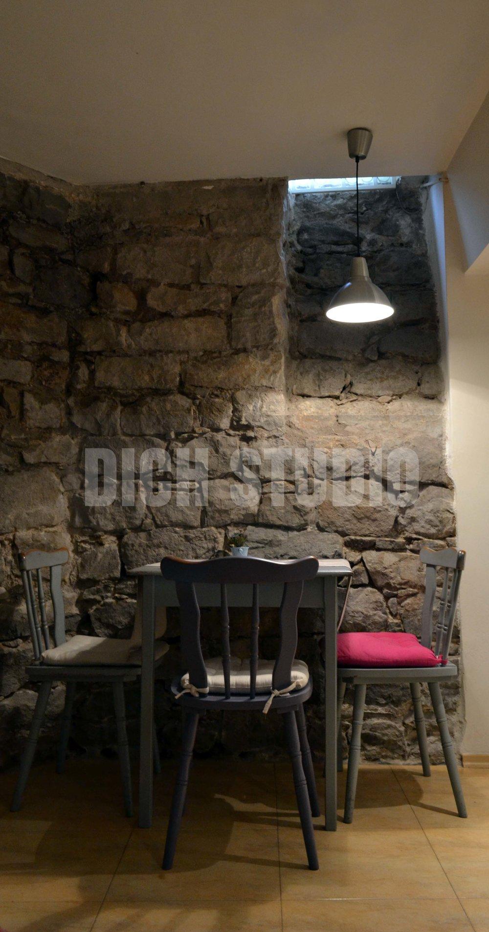 Интериор дизайн на кафе Враца