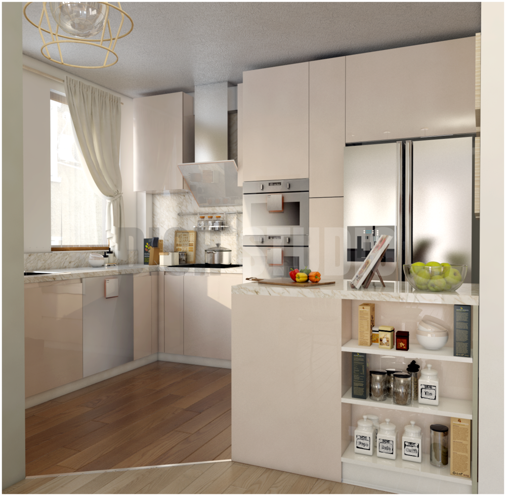 Kitchen design Tarnovo