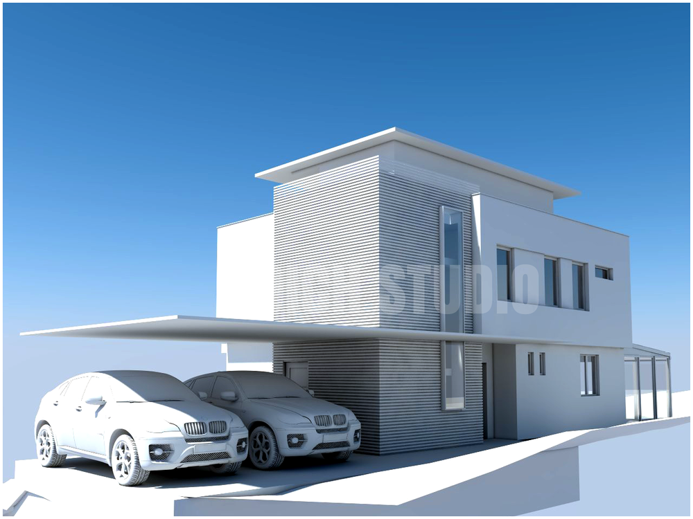 Architecture house project Varna
