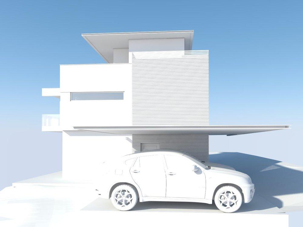 Визуализация къща Варна