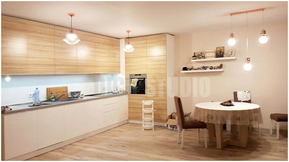 дизайн кухня и трапезария, Варна
