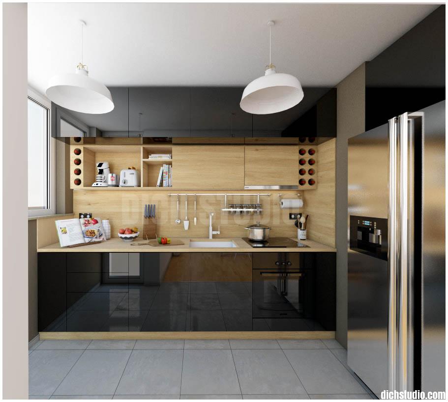 дизайн на кухня Враца