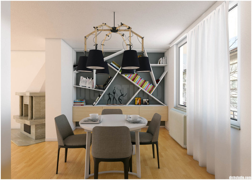 dinning room design, Vratsa