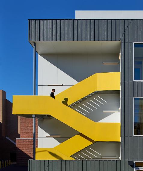 Двуезично училище Mundo Verde, проект на Studio Twenty Seven Architecture, Вашингтон 2015