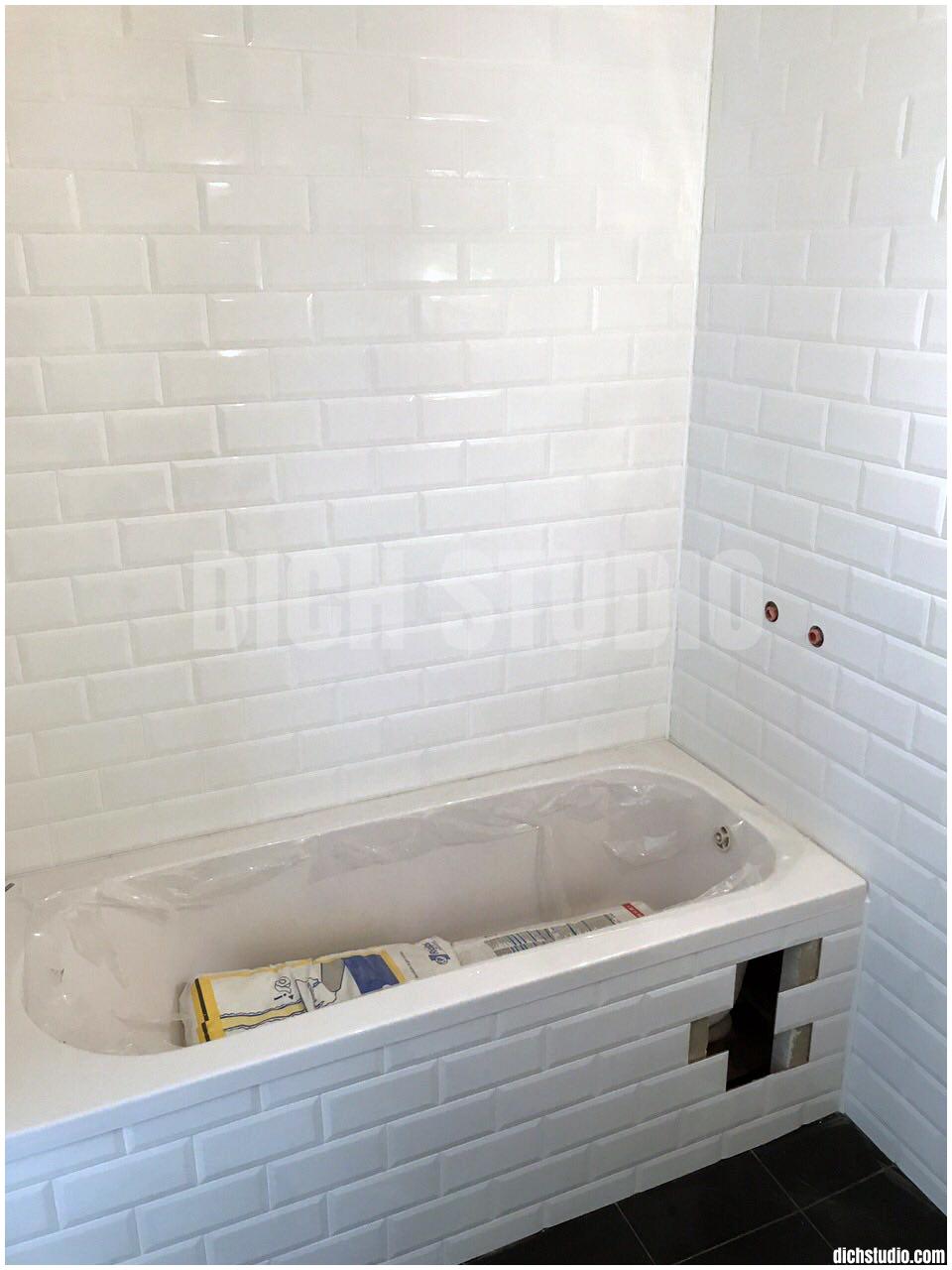изпълнение - баня