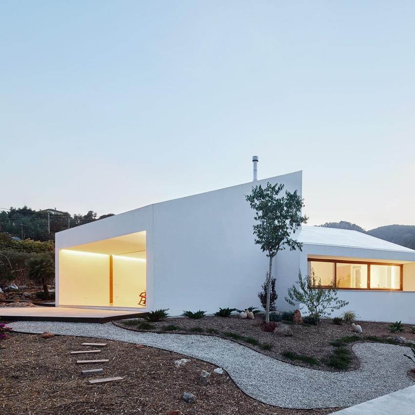 Къща в Майорка ; архитектOliver Hernaiz Architecture Lab; Фото:José Hevia