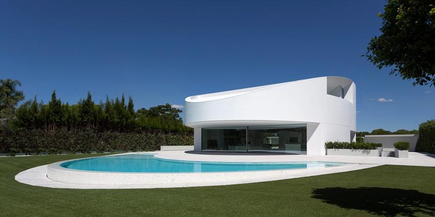 Къща Balint;  архитект - Fran Silvestre Arquitectos; Фото: Fran Silvestre Arquitectos