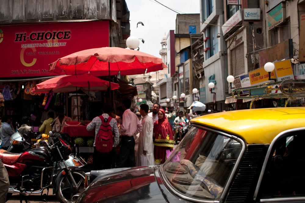 mumbai arrival