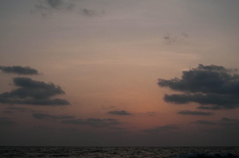 goa sunset 3