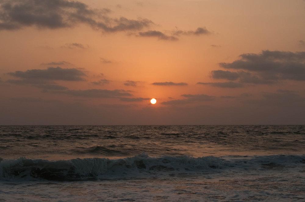 goa sunset 1