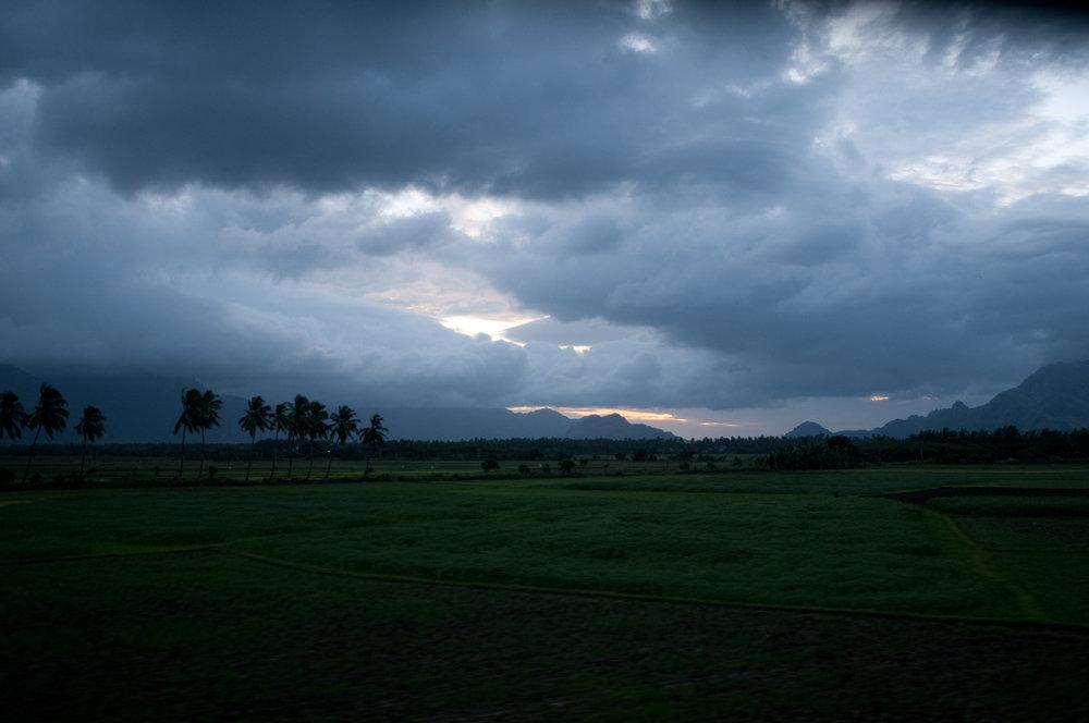 Trivandrum (Thiruvananthapuram) Coast, Kerala