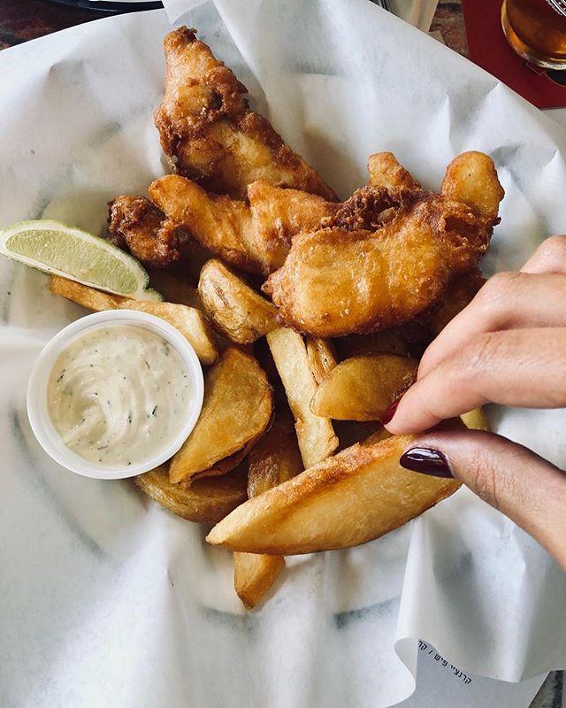 כשבול מה שרצית עולה בגורל 😏 . . . #josephnsons #tlv #telaviv #foodporn #dinner #catchit #myfood #salad #fishandchips #food #eat #eatwell #telavivfood #tlvfood #myfood #instafood #foodie #foodies #beer #israel #bestbeer #cool