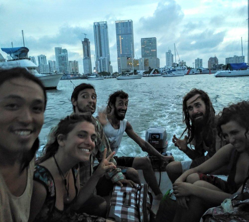 Orfi crew