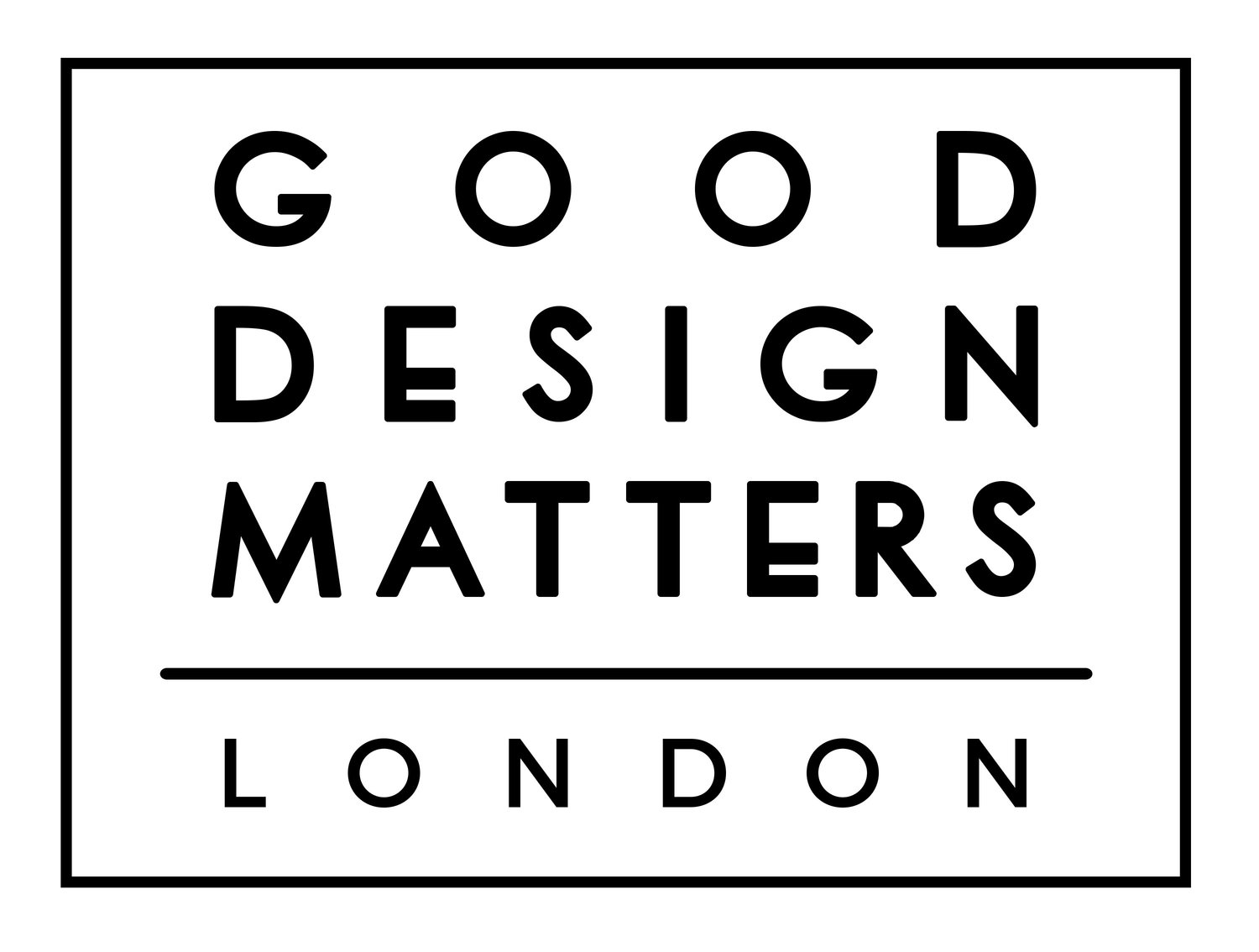 Good Design Matters London