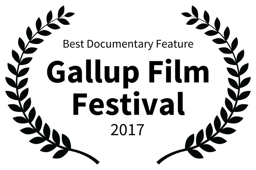 Best Documentary Feature - Gallup Film Festival - 2017.png