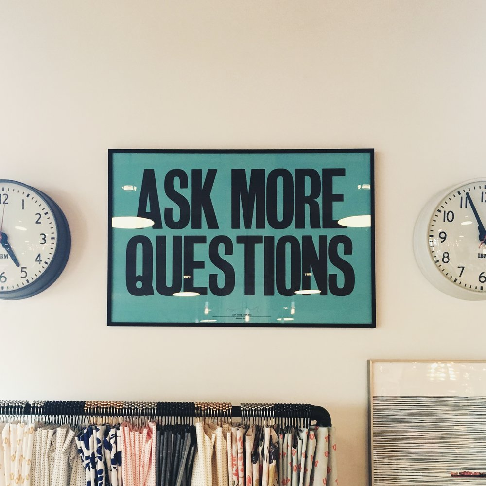 Ask More Q's