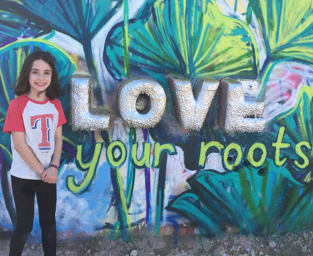 Who:  Tessa  Age(s):  10  Where:  Texas  Why:  Dr. Marnie Rose Foundation