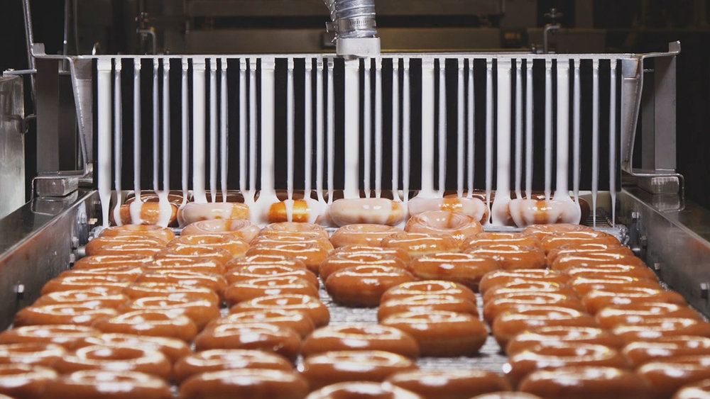 KRISPY KREME – WORLD'S SWEETEST COUPON