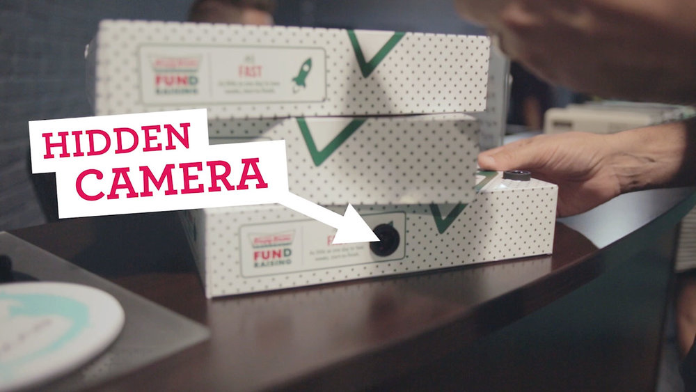 KRISPY KREME – THE KRISPY KREME EFFECT
