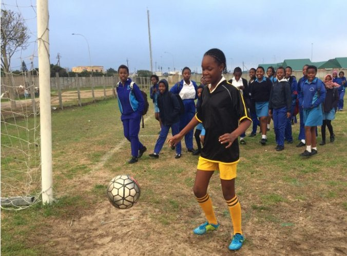 Grassroot Soccer - Tackling HIV throughbehavior change