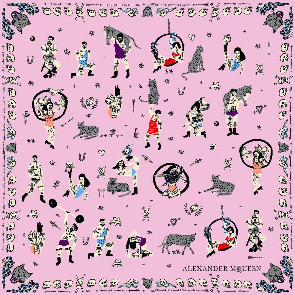 circus tricks 60x60 pink .jpg