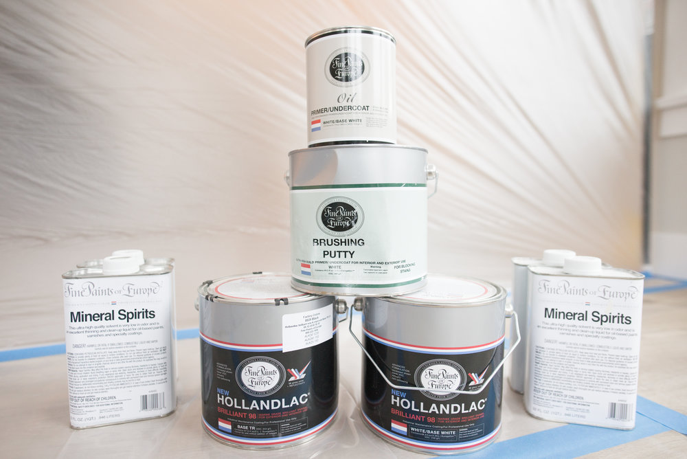 "We offer the highest gloss enamel in the world!! Unmatched in the 7 counties we serve we are the only local company providing this high quality finish. Our Specialty coating Brand ""Fine Paints Of Europe"" is imported from the Netherlands preserving the luxurious durability and elegance of the old world in modernity."