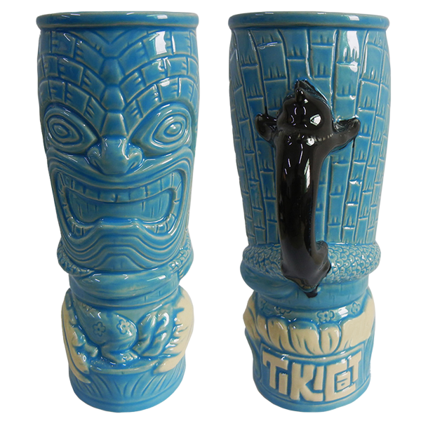 BLUE HANDLED MUG ($35)