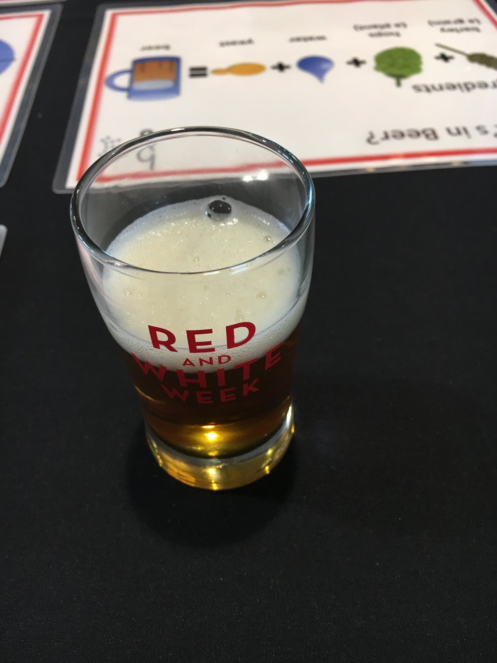 Bumble Bee Beer made with Lachancea's yeast featured at a recent North Carolina State University Event.