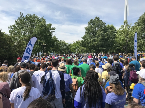 JCIC participated in the JDRF diabetes walk on Sunday June 10th to raise funds and awareness to support the vital research projects that help to improve the lives of people living with type 1 diabetes.  We want to thank the families of JCIC for coming out and helping such a great cause.