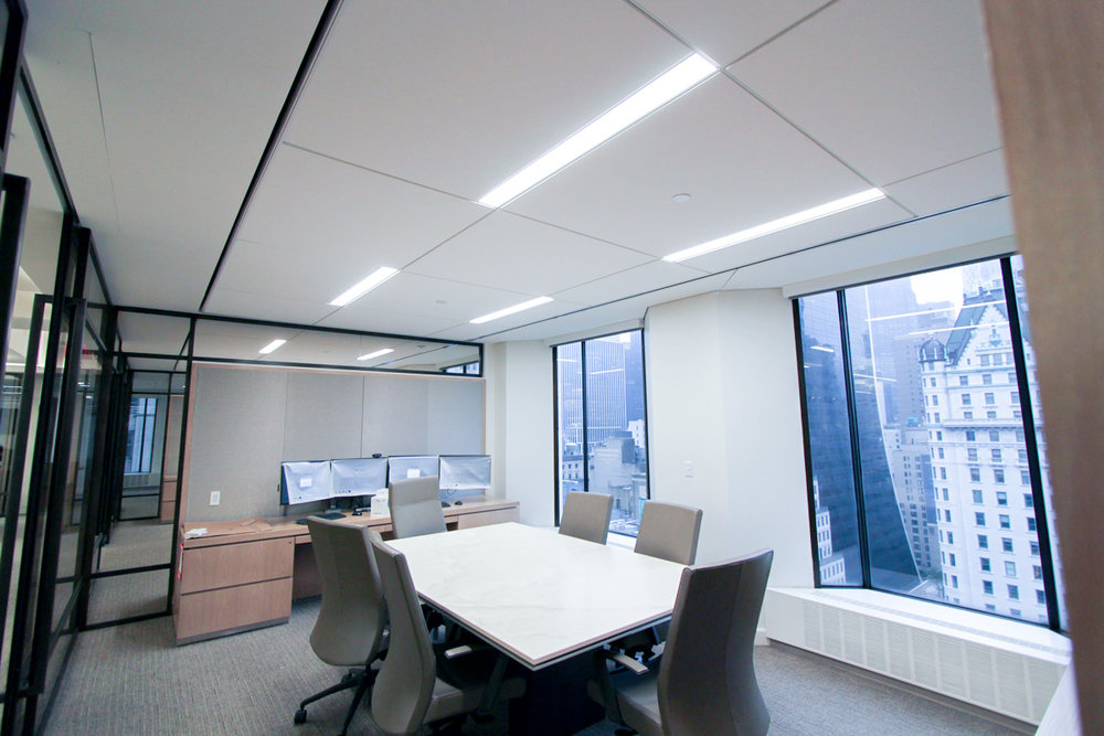 Acoustical ceiling and wall systems