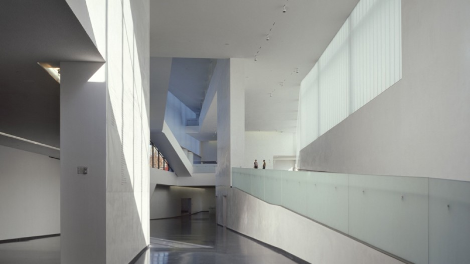 Nelson Atkins Museum of Art  - Fellert Acoustical Plaster