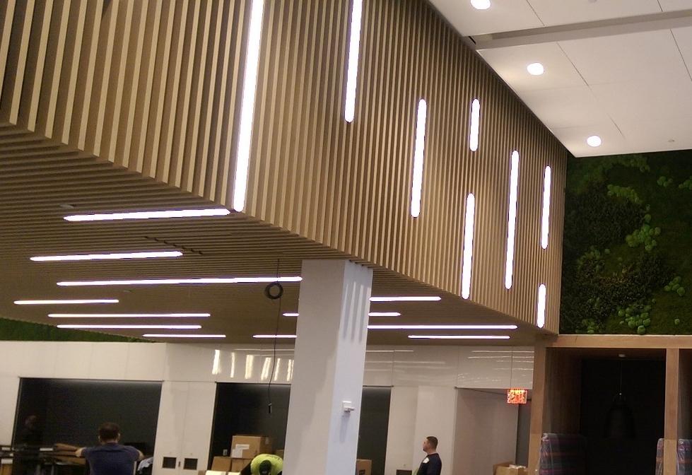 AC810 - ING Building, Gensler