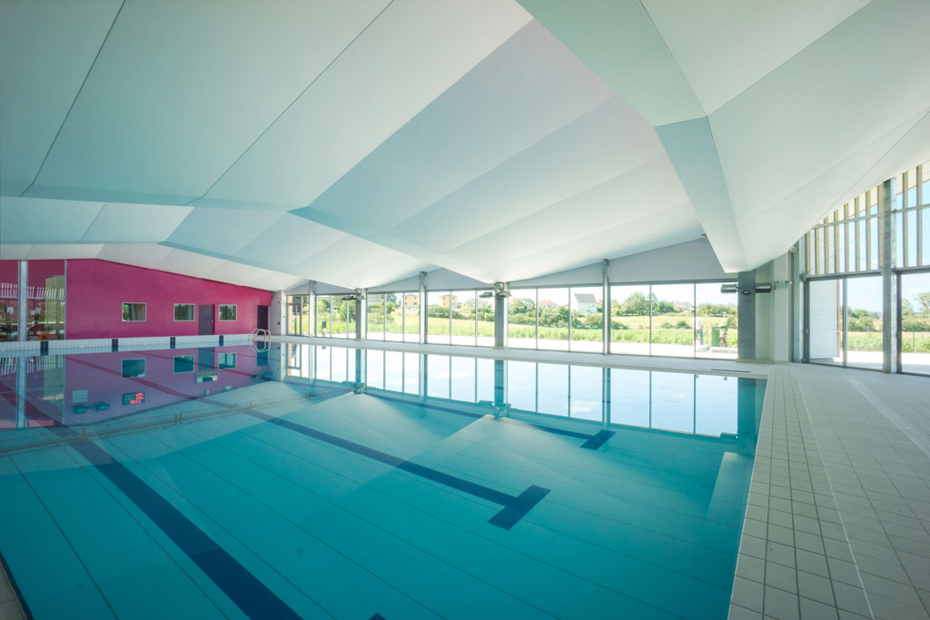 Finish Materials for Pool Ceilings — Design Strategies