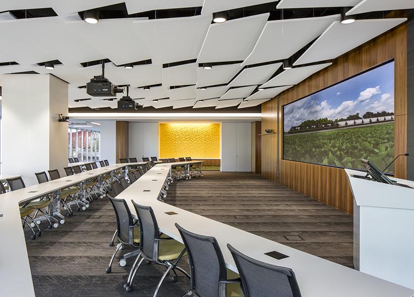 Acoustical Ceilings -