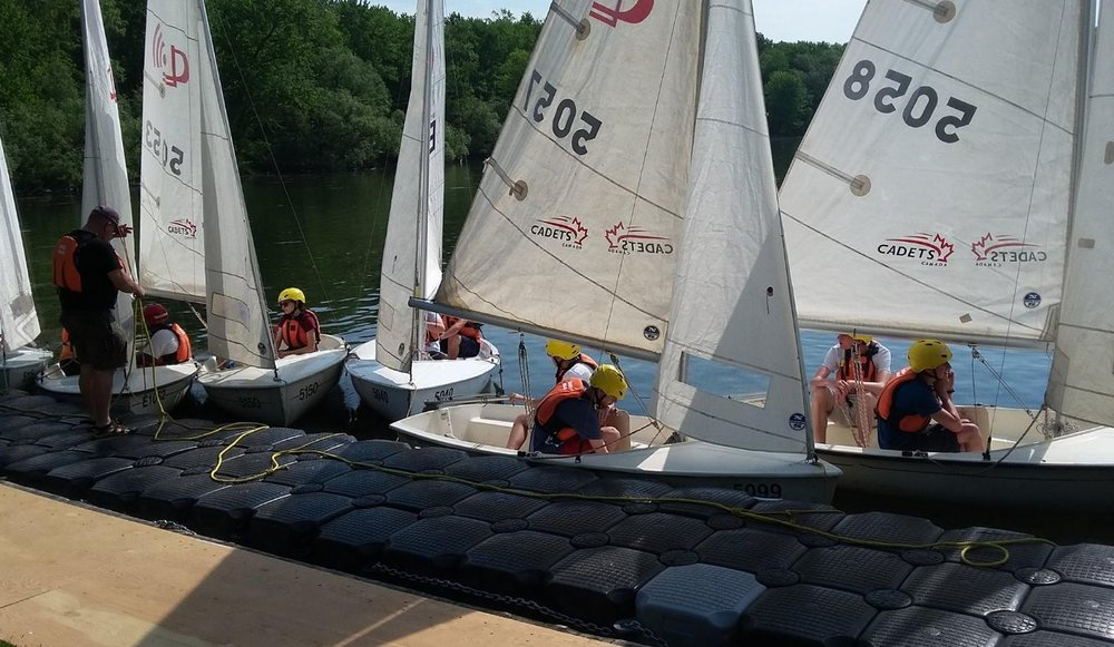 Sailing starting at Dock.JPG