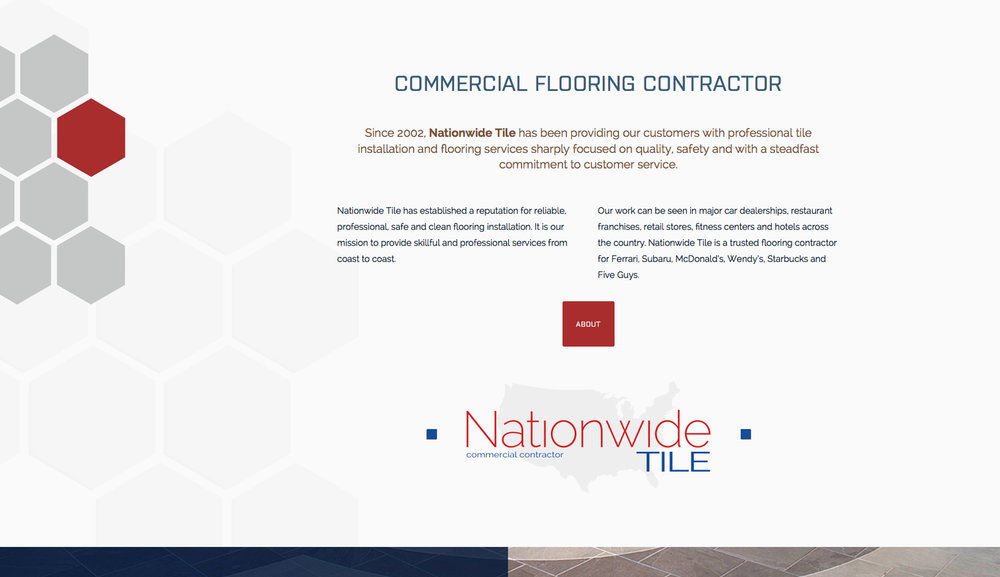 NATIONWIDE TILE - flooring