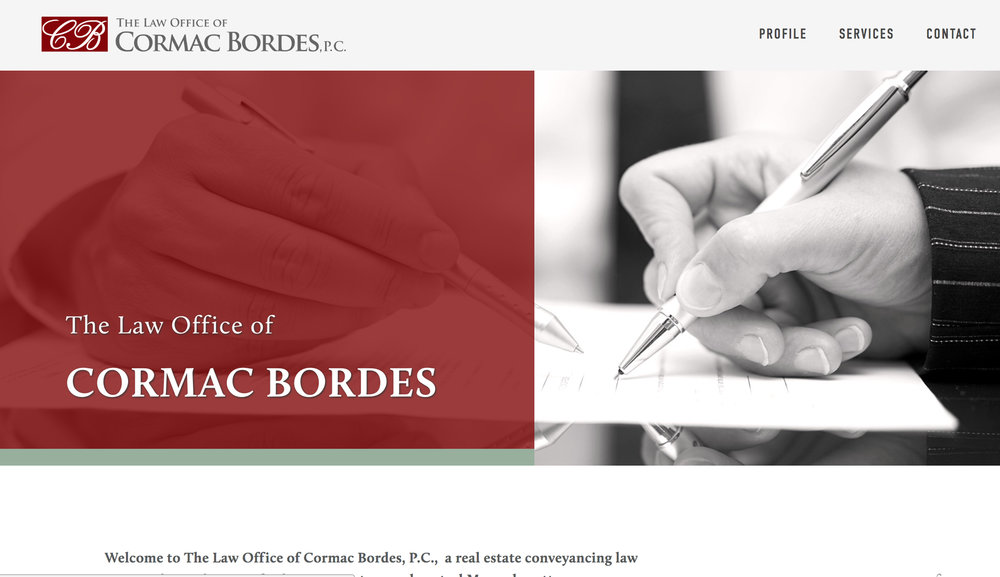 CORMAC BORDES - attorney