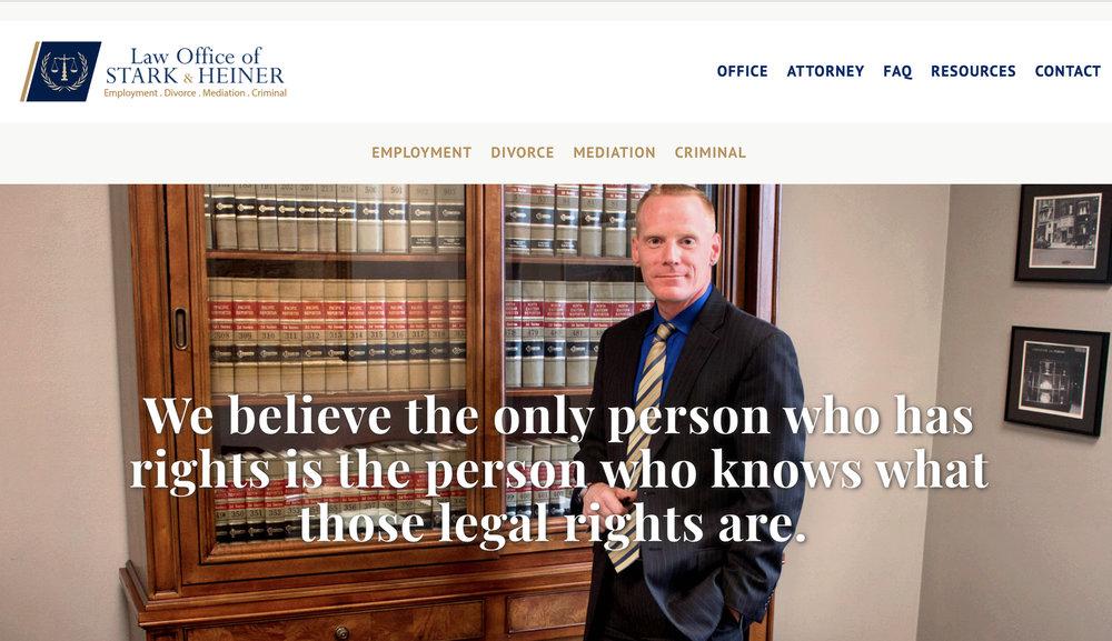 MICHAEL HEINER - attorney