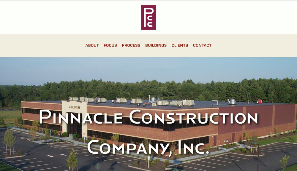 PINNACLE CONSTRUCTION - contractor
