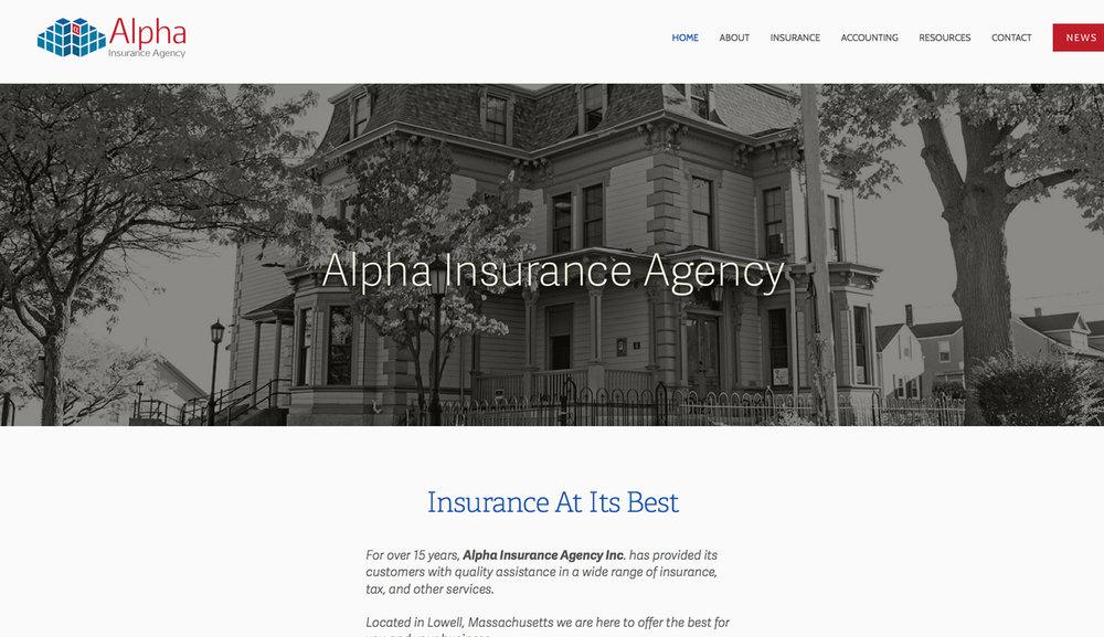ALPHA INSURANCE AGENCY - insurance