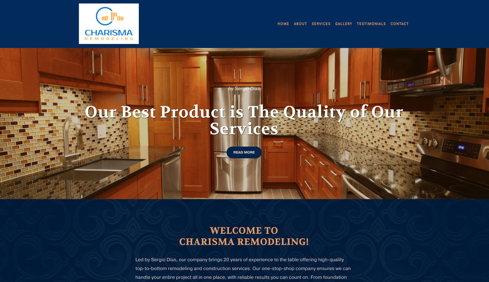 CHARISMA REMODELING - general contractor