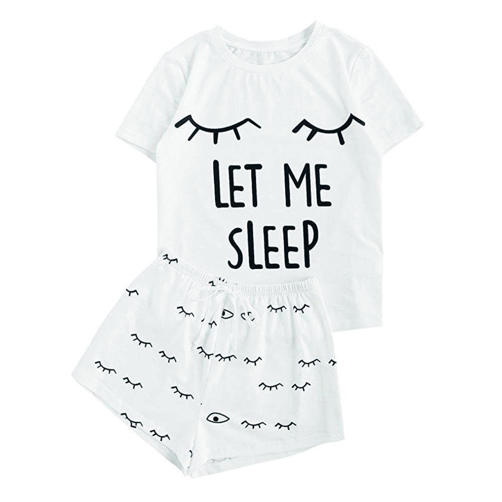 Let me sleep pajamas