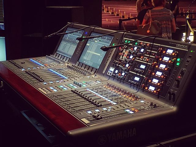 FOH at Gran Old Opry