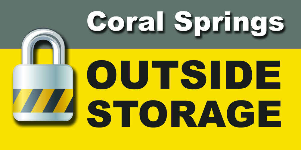 Genial Coral Springs Outside Storage | Boat And RV Self Storage | Coral Springs, FL