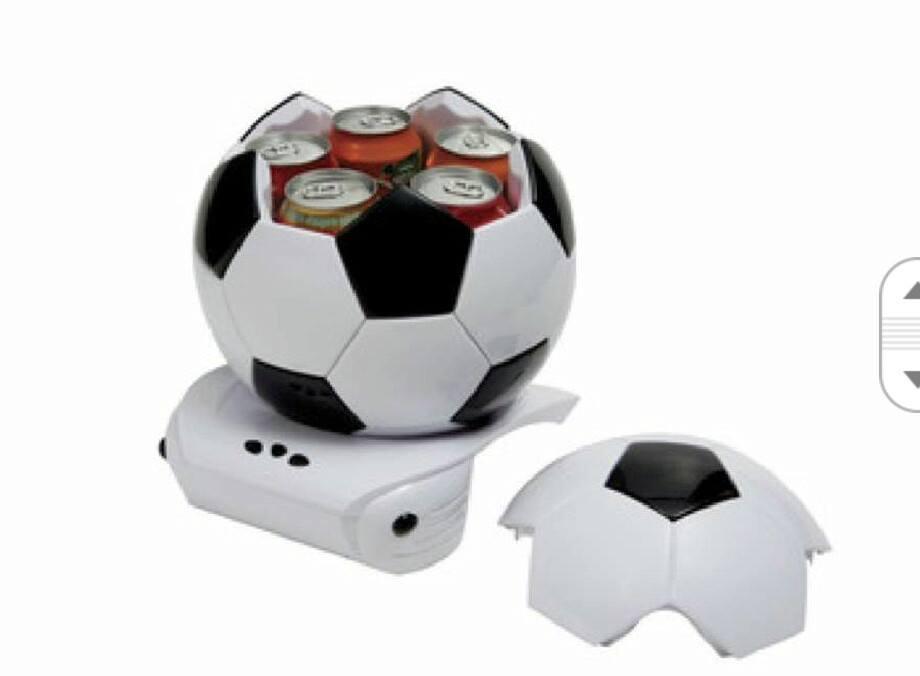 Soccer Mini Fridge
