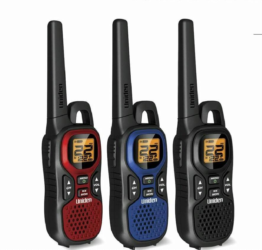 Radio de Tres Vías Motorola