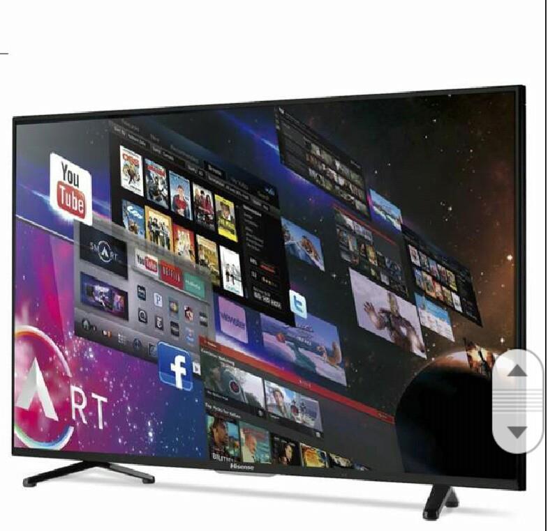 "Smart TV 50"" Hisense"