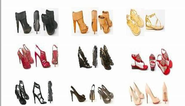 Línea de Zapatos Nine West