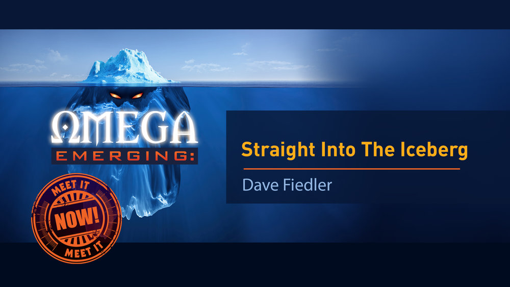 6. Straight Into The Iceberg - Dave Fiedler