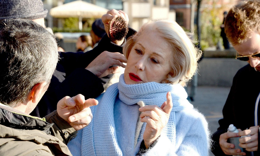 Helen Mirren: L'Oreal Perfect Age